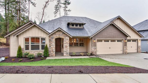 Homes in Gig Harbor at East Harbor Estates