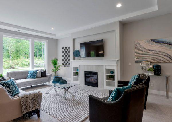 Model Home in Auburn WA