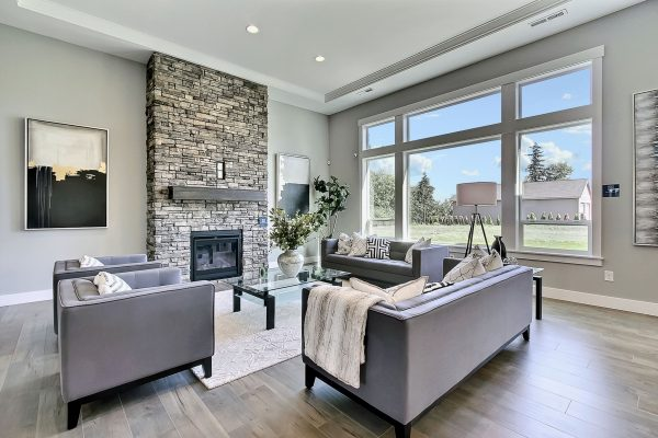 Regional Model Home in Puyallup WA